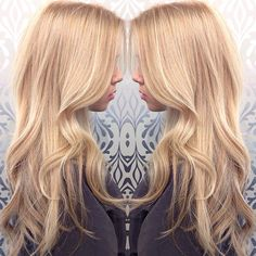 Hair by Meredith blonde perfection, dimensional blonde, balayage, perfect blonde hair, hair color