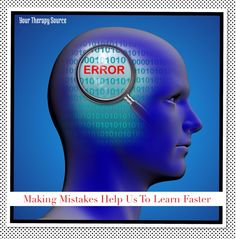 We all know that we learn from our mistakes. But new research specifically indicates that our brains learn faster from our mistakes. Researchers at Johns Hopkins university determined that people learn an identical or similar task faster the second, third and subsequent time around because they are helped by memories of how to perform the …