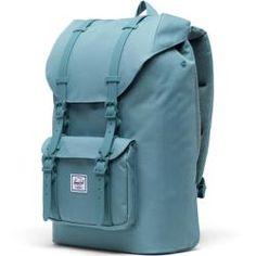 Nylons, Herschel Rucksack, Laptop, Backpacks, Bags, Fashion, Blue Green, Hook And Loop Fastener, Handbags