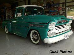 1959 apache interior - Google Search
