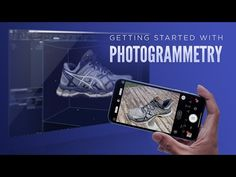 Getting Started with Photogrammetry Using Your Cell Phone - YouTube 3d Tutorial, Motion Design, Get Started, 3d Printing, Design Inspiration, Phone, 3d Assets, Cgi, Tutorials