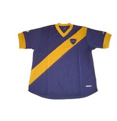 NIKE BOCA JUNIORS 1907 CENTENARY HOME JERSEY. Nike FootballSoccer ... 6b95bba8f