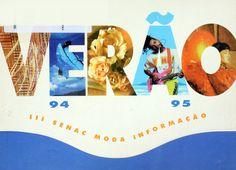 Senac Moda Informação - Verão 1994/1995