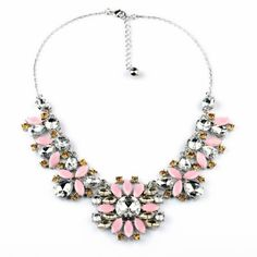 #AdoreWe Few Moda, Minimalistic Fashion Brands Online - Designer Few Moda Pink Frank Collar - AdoreWe.com