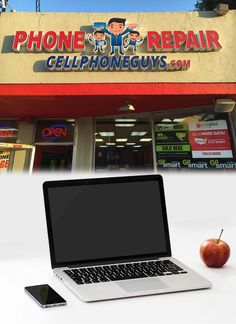 When your Apple devices don't function properly, bring them down to #CellPhoneGuys for an expert diagnosis! www.cellphoneguys.com/our-locations/