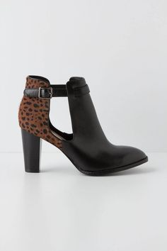 #fallfaves Anthropologie Lynx-Backed Heels. $258. @Anthropologie .