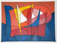 formalism+art | Mosaic Art, Abstract Formalism, Minimalist Paintings, Drawings by ...