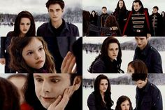 "'Breaking Dawn Part 2' - ""Hello Aro""."
