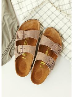 Birkenstock Arizona at Free People Clothing Boutique