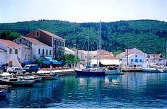 Fiscardo.. pretty village on the island of Kefalonia.. recommended!