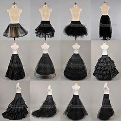 full petticoats