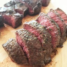 Steakhouse-Inspired Steak with Herbed Butter