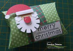 Santa Gift Holder