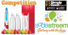 Win a Soda Stream Play Mega Pack - get busy with the fizzy Mega Pack, Soda, Competition, App, Play, Business, Giveaways, Gadgets, Healthy Eating