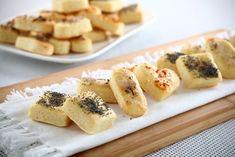 Receta Saladitos de queso de Casancrem