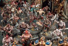 Exalted Deathbringer for Warhammer - Age of Sigmar