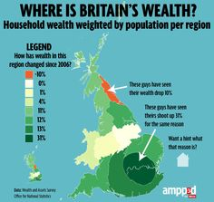 This is how weird Britain's map looks if you measure by MONEY - Mirror Online Map Of Britain, Great Britain, Economic Geography, English Exam, Old World Maps, Economists, English Heritage, Map Globe, Sociology