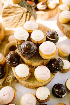 Stacey's Cakes Mini Cupcakes, Desserts, Food, Tailgate Desserts, Deserts, Essen, Dessert, Yemek, Food Deserts