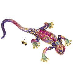 Gecko jewelry