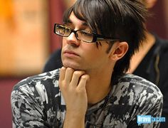 Christian Siriano. Is he not the most adorable thing from Project Runway??