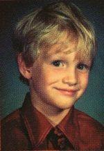 Layne Staley childhood photo