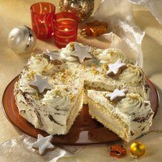 Baileys-Zimtsahne-Torte Rezept | LECKER