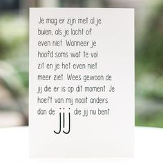 Best Quotes, Funny Quotes, Words Quotes, Sayings, Qoutes, Dutch Quotes, More Than Words, True Words, Beautiful Words