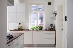 Una cocina por partes