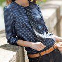 Fiche couture: Une blouse, 3 looks - Magazine Avantages