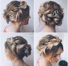 pretty hair bun | Tumblr
