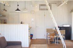 株式会社エイ出版社 カリフォルニア工務店 【Works】SURFER'S HOUSE in 葉山