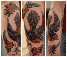 The Sea Wolf Tattoo Company, Mpls