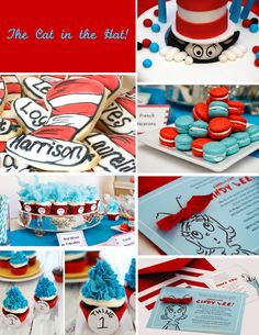 The Cat in the Hat Birthday Party! |
