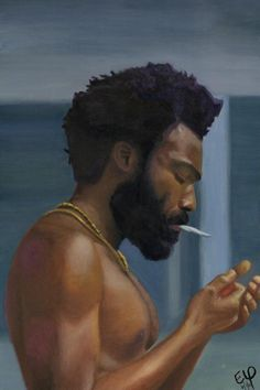 This is America print Weed Art, Donald Glover, Artist Aesthetic, Papi, Copics, Thing 1, Music Artists, Pretty People, Art Inspo