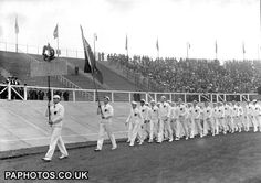 London Olympic Games 1908 - Opening Ceremony - White City