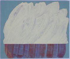 Melanie Russell, Massive Meringue Pie (2013) Oil on panel