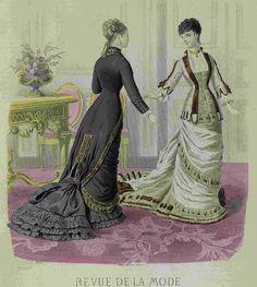Revue de la Mode 1878