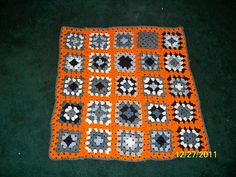 Ravelry: jessika's Granny McWinter Baby Afghan