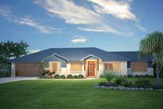 GJ Gardner Home Designs: Balmoral 202 Facade Option 1. Visit www.localbuilders.com.au/builders_south_australia.htm to find your ideal home design in South Australia