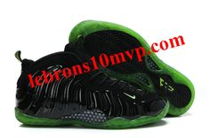 """Nike Air Foamposite One """"Electric Green"""" Penny Hardaway Shoes"""