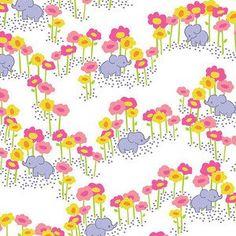 Pygmy Elephants in Pink (Katy Tanis - Sundaland Jungle)