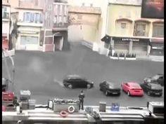 Car Drifting At It's Best
