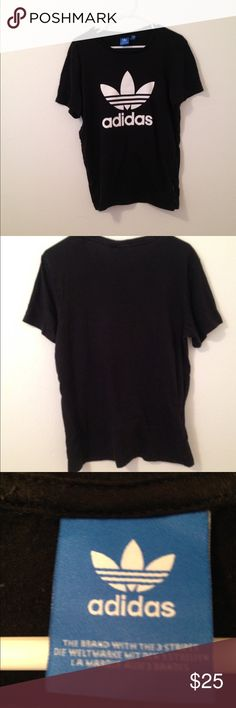 Adidas top Great condition, no flaws :) Adidas Tops