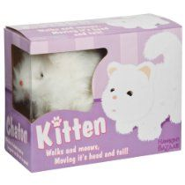 Adorable pet for little kitty loving girls!