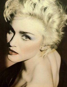 The True Blue cover session by Herb Ritts.