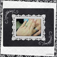 Our Wedding Bands - Created with the This Is Us kit designed by Hat Of Bunny  http://withlovestudio.net/shop/index.php?main_page=product_info&cPath=46_202&products_id=3225