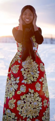 Sika'a: 4 Beautiful African Print Outfits African Clothing For Men, African Dresses For Women, African Wear, African Women, African Clothes, African Style, African Outfits, African Beauty, Ankara Styles For Men
