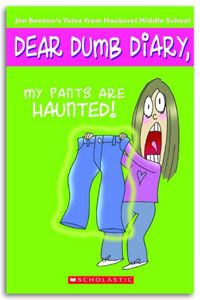 Dear Dumb Diary:  My Pants Are Haunted!