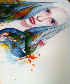 Marta Rosell Art Illustration