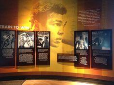 Muhammad Ali Center.